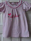 Tee shirt rose - Adidas - 4 ans