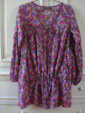 Robe tunique liberty antik batik