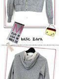 Sweat shirt zara