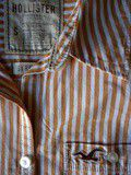 Chemise Hollister 100% coton Taille s