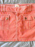 Jupe velours Abercrombie Taille 6 (40)