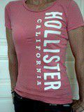 Tee shirt Hollister 100% coton taille