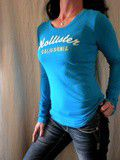 Top manches longues Hollister big logo