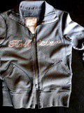 Veste sweat shirt Hollister 100% coton