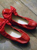 Ballerines rouges manie – 20 euros