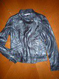 Blouson en cuir Version Originale