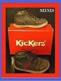Chaussures kickers neuves
